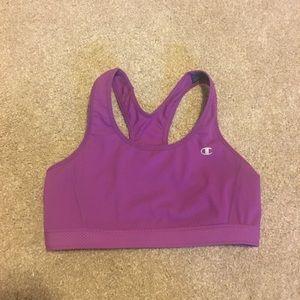 Champion reversible sports bra